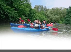 Spływy kajakowe grupy zorganizowane